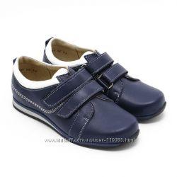 Школьные  туфли нубук и кожа БЕРЕГИНЯ выбор