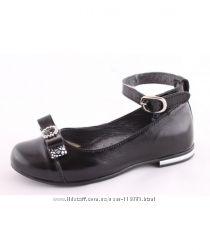 Школьные туфли для девочек Берегиня