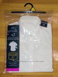 Рубашка с коротким рукавом р. 140, 9-10 лет.