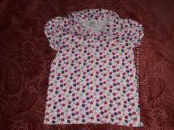футболка-поло Crazy8, 7-8 лет