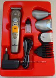 Машинка для стрижки Brown MP-5580 7 в 1 Аккумулятор