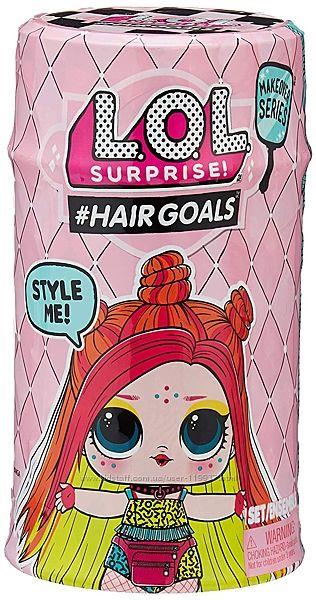 L. O. L. Surprise Модное перевоплощение куколка с волосами