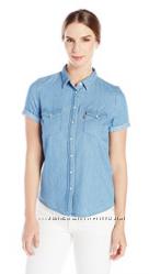 Женская джинсовая  рубашка Levis