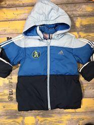 Куртка зимняя детская Adidas