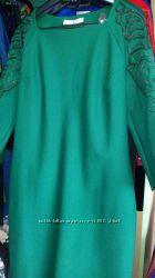 Очень красивое эффектное платье XL