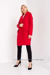 Стильное весеннее пальто 48р