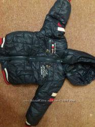 Практичная куртка для мальчика