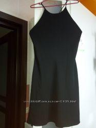 Платье  черное, размер 42