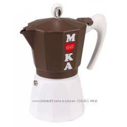 Кофеварка GAT Golosa 3 и 6 чашек - 150 и 300 мл