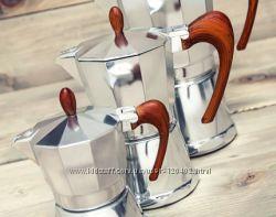 Гейзерная кофеварка GAT Magnifica 3 и 6 чашек , 150-300 мл