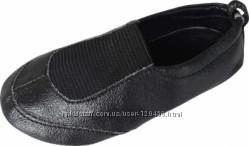 Чешки чорні дитячі Triniti 21, 5 см