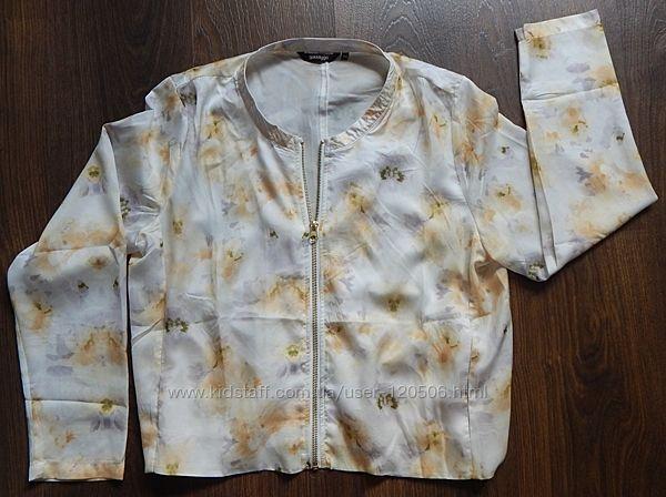 Легкая летняя куртка бомбер Golddigga, оригинал