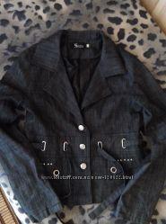 Пиджак котоновый женский 42р.