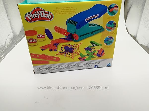 Игровой набор пластилина Плей-До HASBRO Оригинал Веселая фабрикаFun Fa
