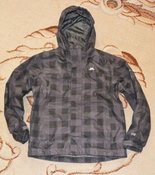 Куртка ветровка  Trespass р. 9-10 лет 134-140 см