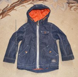 Куртка ветровка Next р. 4 года 104 см