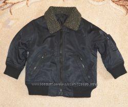 Куртка деми Marks&Spencer р. 1. 5-2 года 92 см.
