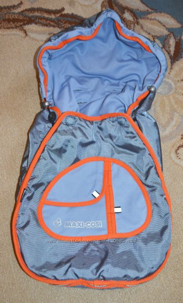 Спальный мешок, конверт, чехол на ножки в коляску Maxi-Cosi