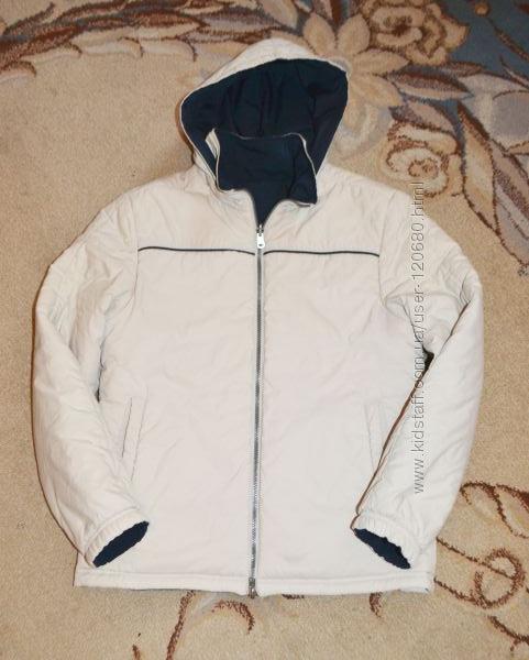 Куртка двухсторонняя деми Nike р. M