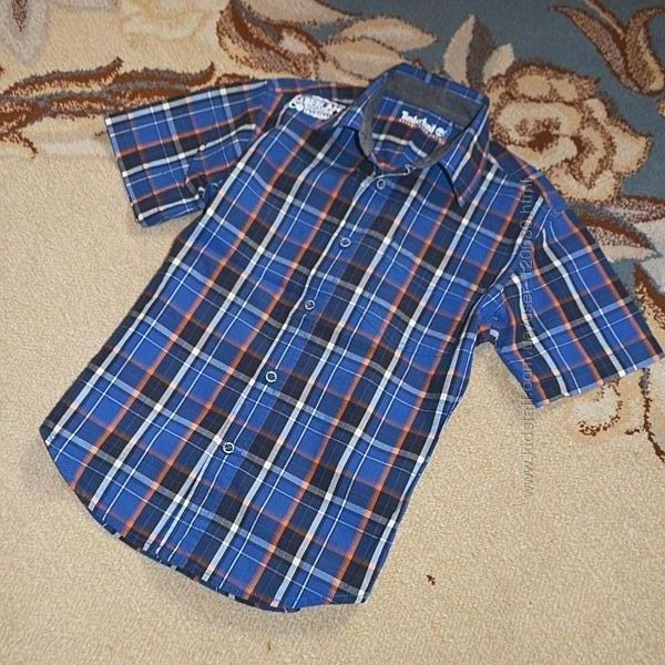 Рубашка Timberland р.8 лет 128 см