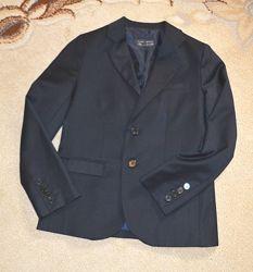 Пиджак Zara  р.9-10 лет 140 см шерсть
