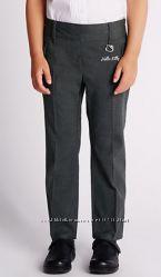 Школьные брюки Marks and Spenser р. 7-8