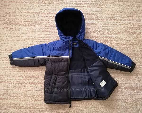 Деми куртку размер 5-6 лет евро зима
