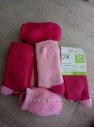 Новые носки и гольфы, махровые и простые, 23-30 размер, Швеция