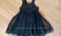 Нарядное платье H&M на 2-3 года