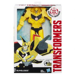 Transformers Robots in Disguise Titan Changers Bumblebee Figure