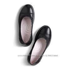 Оригинальные туфли и балетки ECCO Alicia