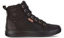 ECCO S7 Teen Gore-tex стильные ботинки на утеплителе