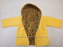 Красивый стильный деми комбинезон-костюм для девочки  1-3 годика 72-98 см