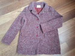 Модное деми пальто ZARA на девочку, 164 рост