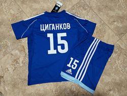 Футбольная форма Динамо Киев Цыганков 15