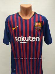 Форма в стиле Nike взрослая Barcelona сезон 2019 сине-гранатовая