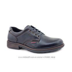 Мужские туфли фабричные кожа