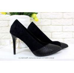Уникальные кожаные туфли от лучшего производителя