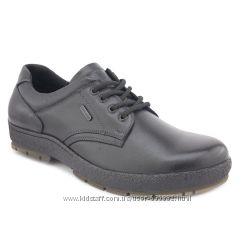 Демисезонные ботинки мужские кожаные Киев