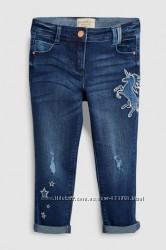 Наши джинсы вельветы next, george, h&m идеальное состояние