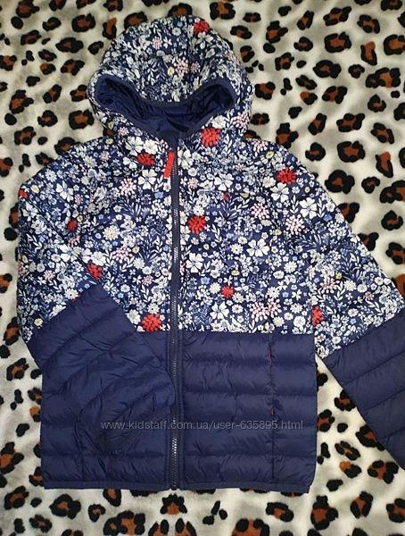 Стильная демисезонная куртка Joules 9-10 лет состояние новой оригинал