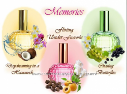 Чудесные ароматы Memories от Oriflame 30 мл