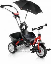Трехколесный велосипед Puky CAT S2 Ceety
