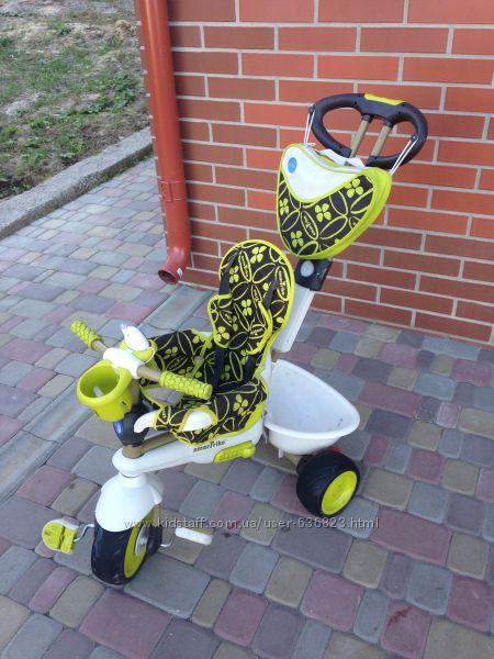 Велосипед Smart Trike Dream 4 в 1 зеленый