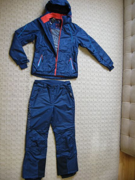 Лыжный костюм женский Германия