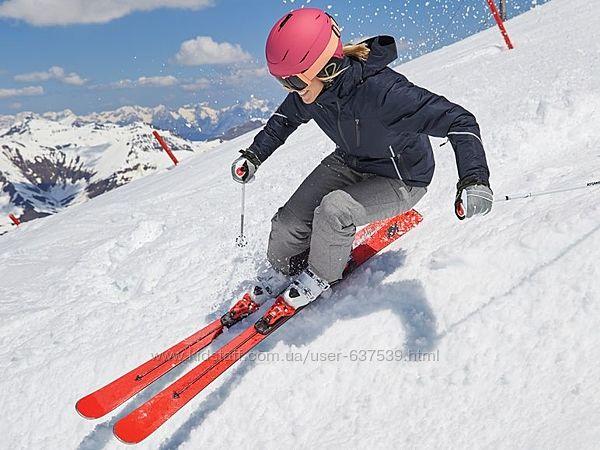 Фирменный женский лыжный костюм