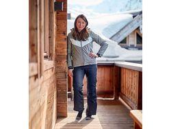 Фирменный женский лыжный костюм Crivit PRO