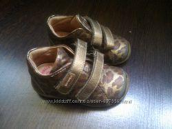 Демисезонные ботинки Garvalin