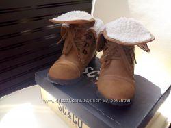 59ad1f0ea Демисезонные ботинки SC&CO, 200 грн. Детские ботинки купить Днепр ...