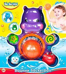 Игровой набор BeBeLino Водный баскетбол 57010
